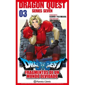DRAGON QUEST VII FRAGMENTOS DEL MUNDO 03