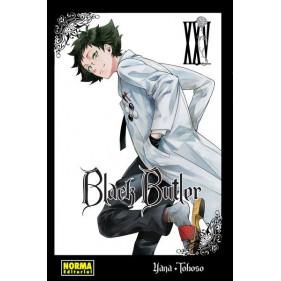 BLACK BUTLER 25