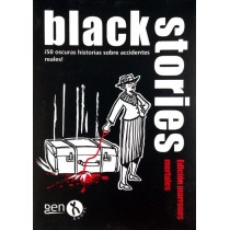BLACK STORIES: MARRONES MORTALES