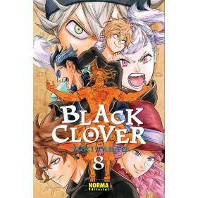 BLACK CLOVER 08