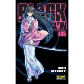 BLACK LAGOON 05