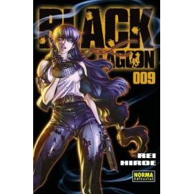 BLACK LAGOON 09