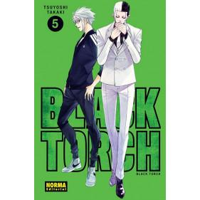 BLACK TORCH 05