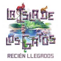 LA ISLA DE LOS GATOS EXP. RECIEN LLEGADOS
