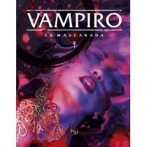 VAMPIRO: LA MASCARADA 5A EDICION