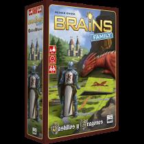 BRAINS. CASTILLOS Y DRAGONES