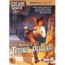 ESCAPE QUEST: EN BUSCA DEL TESORO PERDIDO