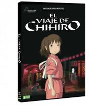EL VIAJE DE CHIHIRO DVD
