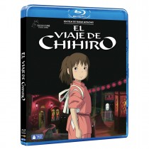 EL VIAJE DE CHIHIRO BLU-RAY