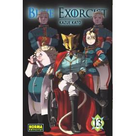 BLUE EXORCIST 13