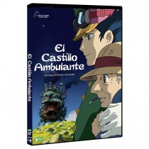 EL CASTILLO AMBULANTE DVD