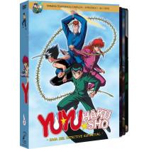 YU YU HAKUSHO BOX 1 DVD episodios 1 a 26