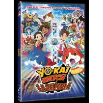 YO-KAI WATCH LA PELÍCULA DVD
