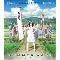 SUMMER WARS BLU-RAY
