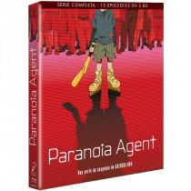 PARANOIA AGENT. Edición COLECCIONISTA BLU-RAY