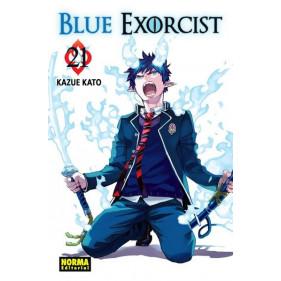 BLUE EXORCIST 21