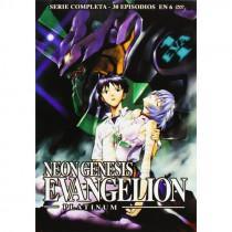 NEON GENESIS EVANGELION PLATINUM DVD