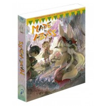 MADE IN ABYSS BLU-RAY COLECCIONISTA