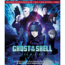 GHOST IN THE SHELL THE RISING COLECCIONISTA BLU-RAY