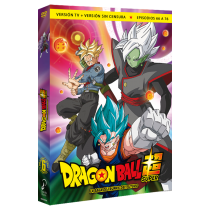 DRAGON BALL SUPER. BOX 6 DVD