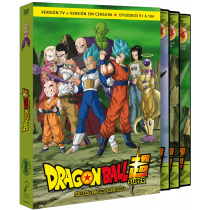 DRAGON BALL SUPER. BOX 8 DVD