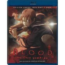 BLOOD THE LAST VAMPIRE EDICIÓN BLU-RAY COMBO