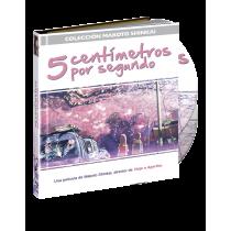 5 CENTÍMETROS POR SEGUNDO DIGIPACK