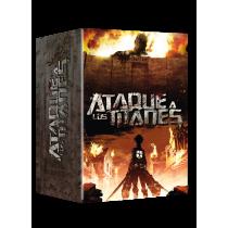 ATAQUE A LOS TITANES 1A TEMPORADA COMPLETA DVD
