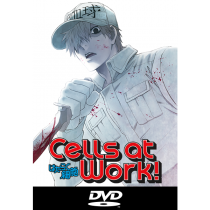 CELLS AT WORK VOL.2 DVD