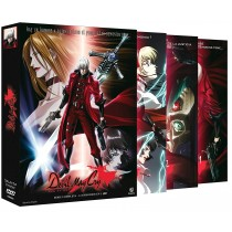 DEVIL MAY CRY INTEGRAL (3 DVD)