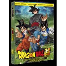DRAGON BALL SUPER. BOX 4 DVD