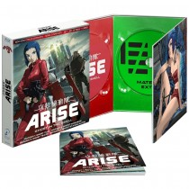 GHOST IN THE SHELL ARISE Temporada 1. Blu-ray. Coleccionista