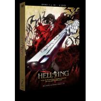 HELLSING ULTIMATE DVD