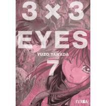 3X3 EYES 07