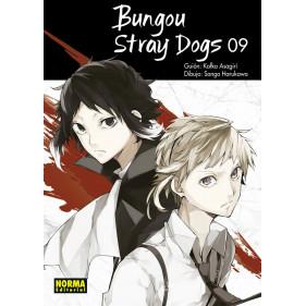 BUNGOU STRAY DOGS 09