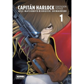 CAPITAN HARLOCK DIMENSION VOYAGE 01