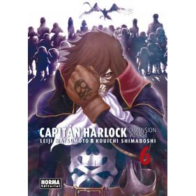 CAPITÁN HARLOCK DIMENSION VOYAGE 06