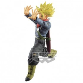DRAGON BALL SUPER SAIYAN TRUNKS GARLICK GUN 17CM
