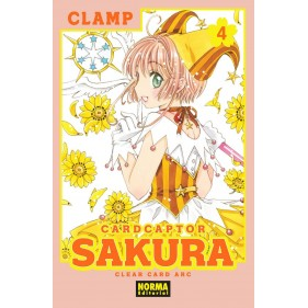 CARD CAPTOR SAKURA CLEAR CARD 04