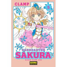 CARD CAPTOR SAKURA CLEAR CARD 05