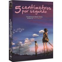 5 CENTÍMETROS POR SEGUNDO DVD