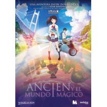 ANCIEN Y EL MUNDO MAGICO DVD