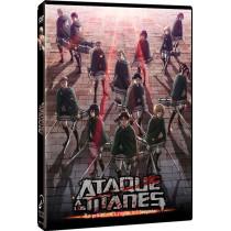 ATAQUE A LOS TITANES: EL RUGIDO DEL DESPERTAR DVD