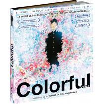 COLORFUL. Edición Digibook. Blu-Ray