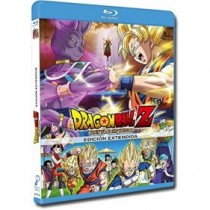 DRAGON BALL Z Battle of Gods Edición Extendida BLU-RAY