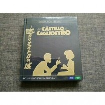 EL CASTILLO DE CAGLIOSTRO. Edición Digibook. Blu-Ray