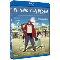 EL NIÑO Y LA BESTIA BLU-RAY