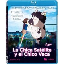 LA CHICA SATELITE Y EL CHICO VACA BLU-RAY