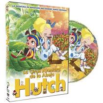 LA GRAN AVENTURA DE LA ABEJA HUTCH DVD