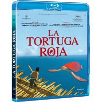 LA TORTUGA ROJA BLU-RAY